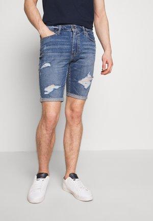 Denim shorts - medium