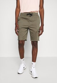 Hollister Co. - Short - olive - 0