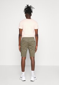 Hollister Co. - Short - olive - 2