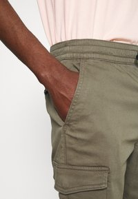 Hollister Co. - Short - olive - 4