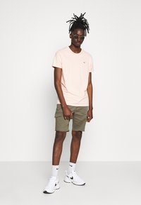 Hollister Co. - Short - olive - 1