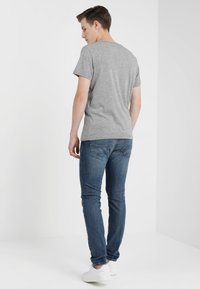 Hollister Co. - MEDIUM   - Skinny džíny - blue denim - 2