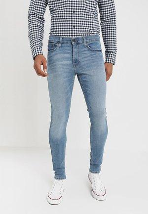 SUPER SKINNY - Jeans Skinny Fit - bright medium