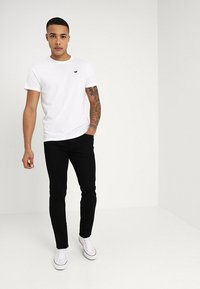 Hollister Co. - SKINNY STAY - Jeans Skinny Fit - black - 1