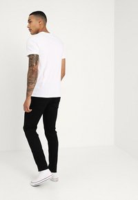Hollister Co. - SKINNY STAY - Jeans Skinny Fit - black - 2