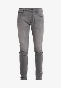 Hollister Co. - CLEAN - Jeans Skinny Fit - grey - 3