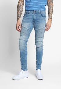 Hollister Co. - Jeans Skinny Fit - medium moto - 0