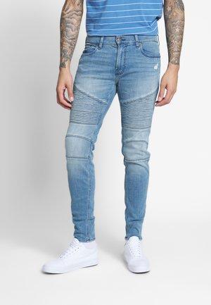 Skinny džíny - medium moto