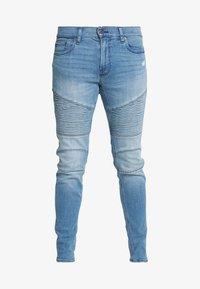 Hollister Co. - Jeans Skinny Fit - medium moto - 5