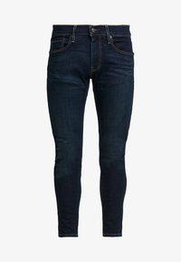 Hollister Co. - Skinny džíny - dark-blue denim - 4