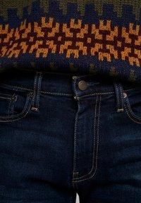 Hollister Co. - Skinny džíny - dark-blue denim - 5