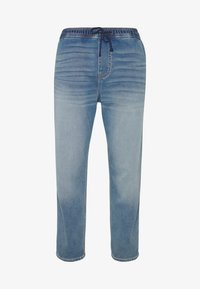 Hollister Co. - CROP PULL ON - Jeans Tapered Fit - medium