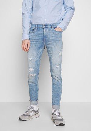 LIGHT MID - Slim fit jeans - blue denim