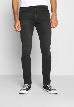 WASHED BLACK - Jean slim - washed black