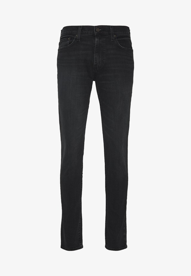 WASHED BLACK - Jeans slim fit - washed black