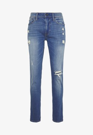 Jeansy Skinny Fit - bright medium