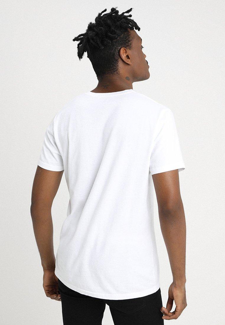 shirt PackT Co3 Black Hollister white Basique grey uFKl3T1Jc5