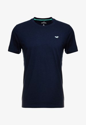 ICON VARIETY CREW - T-shirts - navy/mint