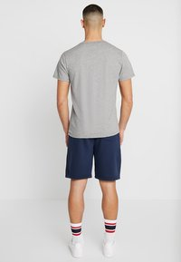 Hollister Co. - ICON  - T-shirt print - grey - 2