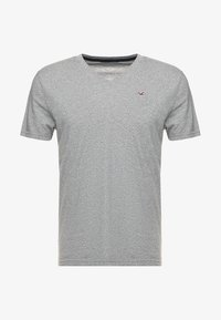 Hollister Co. - ICON  - T-shirt print - grey - 3