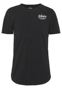 Hollister Co. - T-shirt imprimé - black - 3