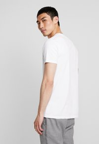 Hollister Co. - ICON VARIETY  - T-shirts basic - white - 2