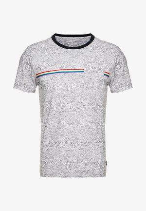 PRIDE CREW - T-shirt imprimé - grey
