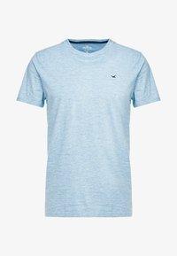 Hollister Co. - CREW - T-shirt imprimé - blue - 3