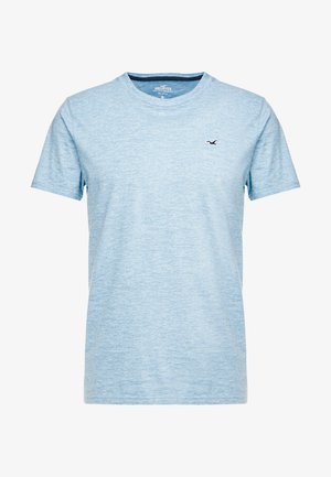 CREW - T-shirt imprimé - blue