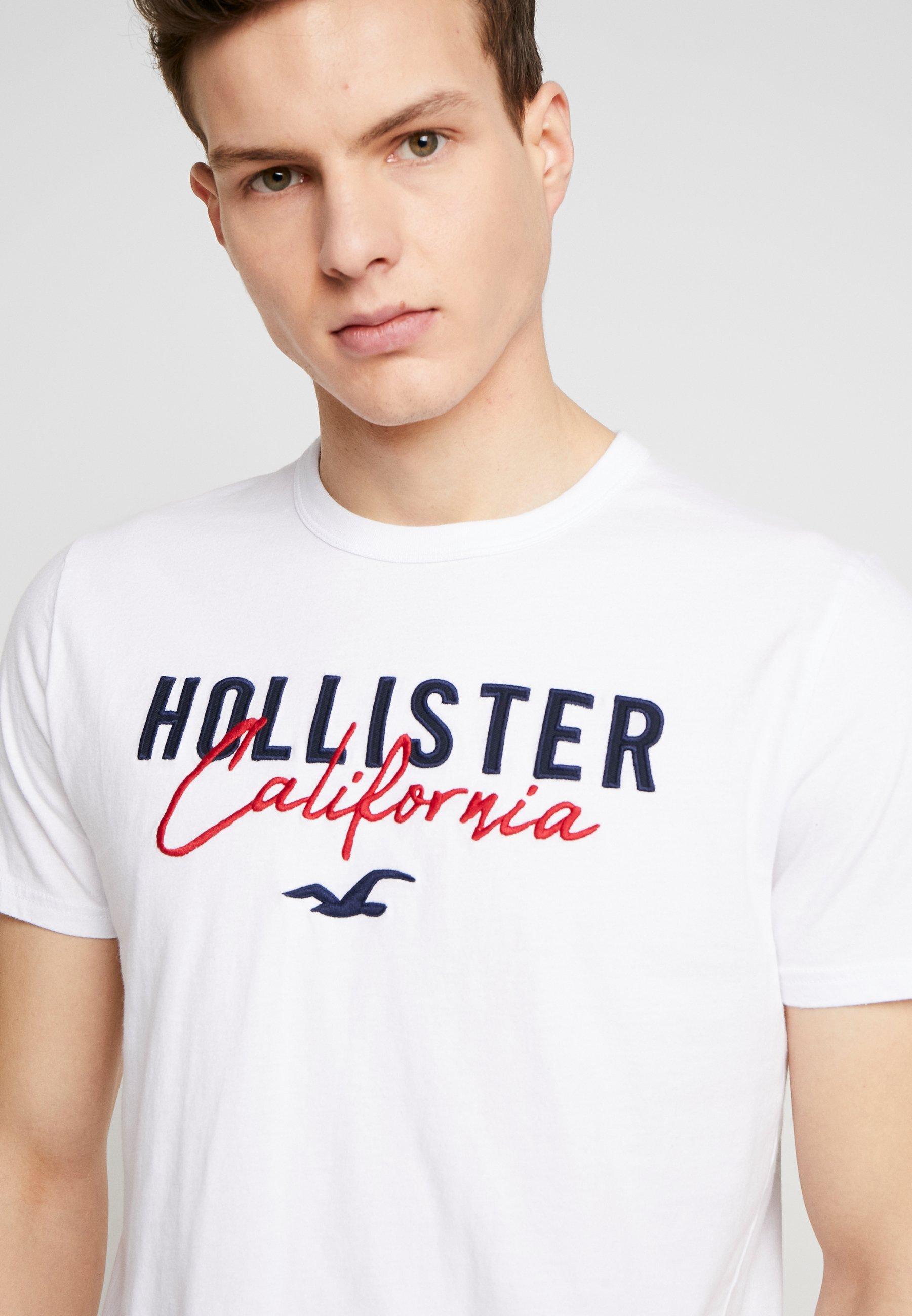 Hollister Co. Tech Logo 3-pack - T-shirt Imprimé Multi