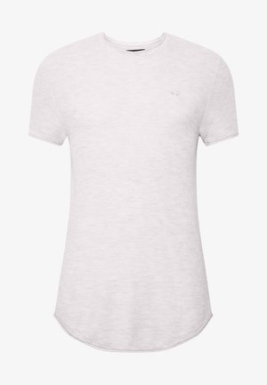 SOLID CREW - T-shirt con stampa - grey