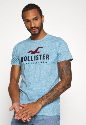 CORE TECH - T-Shirt print - light blue