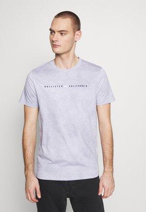 Camiseta estampada - navy dip