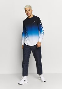 Hollister Co. - Long sleeved top - blue ombre - 1