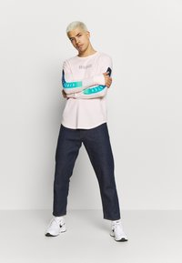 Hollister Co. - OMBRE SOLIDS - Long sleeved top - pink - 1