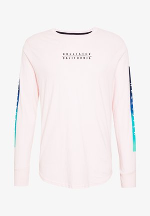 OMBRE SOLIDS - Long sleeved top - pink