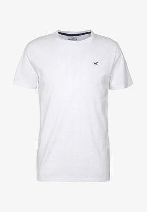 CREW SOLIDS - T-shirt - bas - white