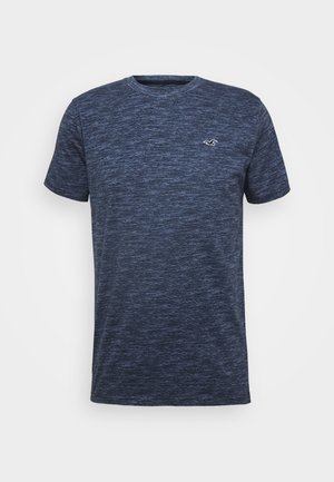 HATCHY - Print T-shirt - navy