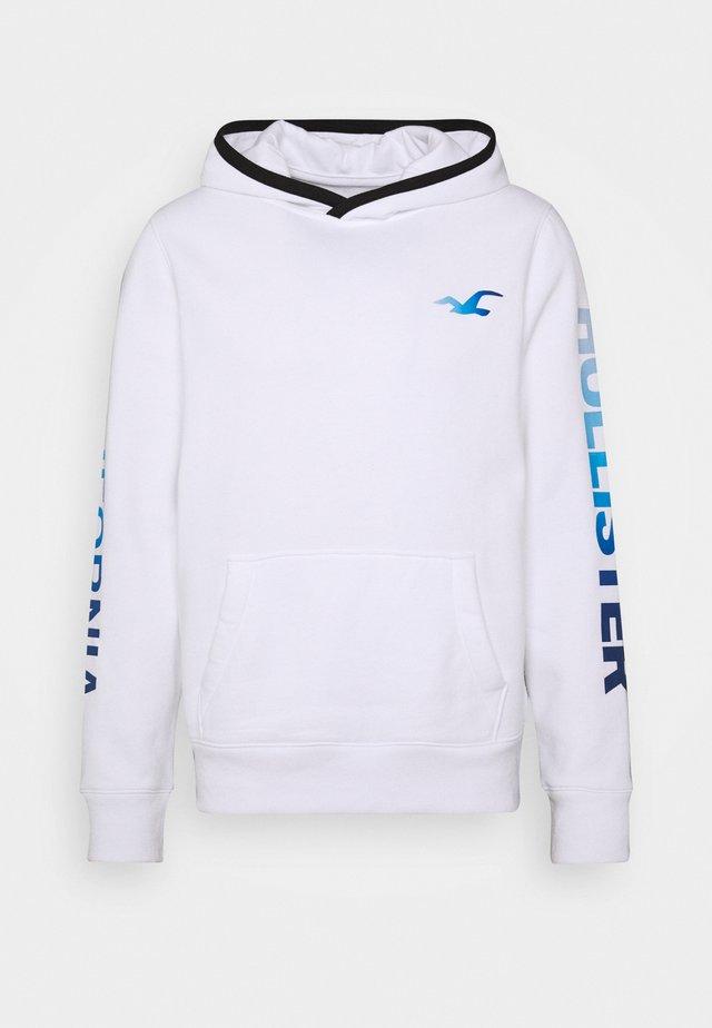 SPORT LOGO  - Sweatshirt - white