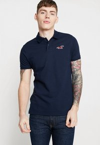 Hollister Co. - EXPLODED ICON - Polo shirt - navy - 0