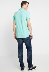 Hollister Co. - HERITAGE SLIM SOLID - Poloshirt - green - 2