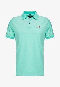Hollister Co. - HERITAGE SLIM SOLID - Poloshirt - green - 3