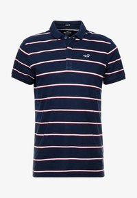 Hollister Co. - MODERN BLOCKING & STRIPE - Polo shirt - blue - 4