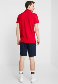 Hollister Co. - HERITAGE MUSCLE SOLID - Polo - red - 2