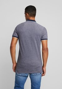 Hollister Co. - MODERN COLLAR  SOLID  - Polo shirt - textural navy - 2