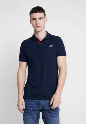 HERITAGE SLIM - Polo - navy