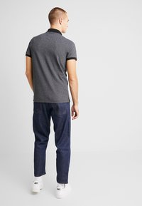 Hollister Co. - HERITAGE SLIM - Polo - black - 2