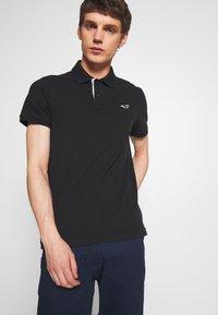 Hollister Co. - 3Pack - Polo shirt - white navy black multi - 4