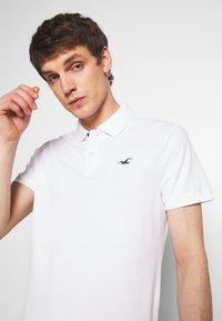 Hollister Co. - 3Pack - Polo shirt - white navy black multi - 6