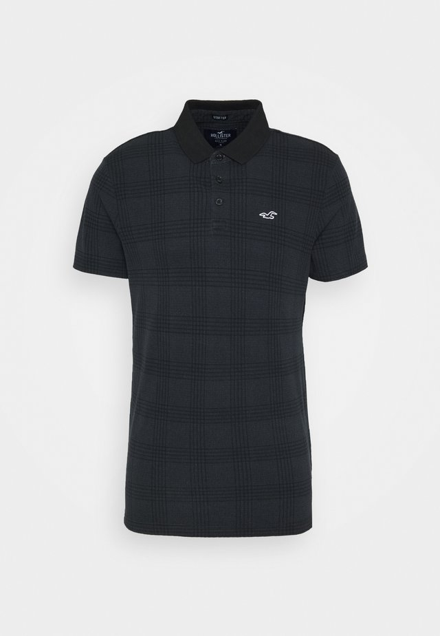 SMART COLLAR MENSWEAR - Poloshirt - dark grey